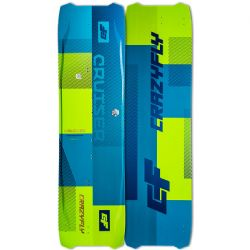 2020 Crazyfly Cruiser Light Wind Twin Tip Kiteboard