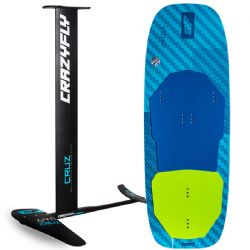 Crazyfly Cruz 690 Foil and Chill Board Package