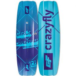 2020 Crazyfly Girls Twin Tip kiteboard