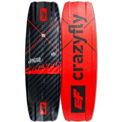 2020 Crazyfly Raptor Extreme Twin Tip Kiteboard