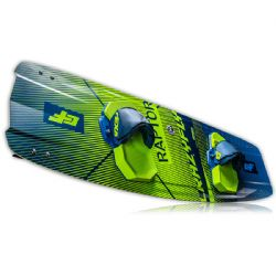 2020 Crazyfly Raptor Twin Tip kiteboard - Complete -  25% Off