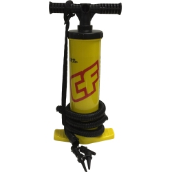 Crazyfly Kiteboarding Pump with PSI meter