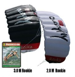Crazyfly Rookie Kiteboarding Trainer w/Beginner DVD