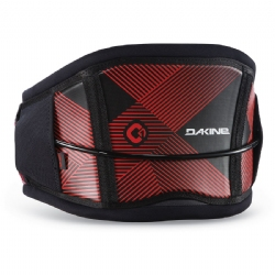 2017 Dakine C1 Maniac Kiteboarding Waist Harness - Red - 25% OFF!