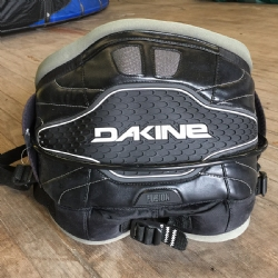 DEMO 2017 Dakine Fusion Kiteboarding Seat Harness - Black