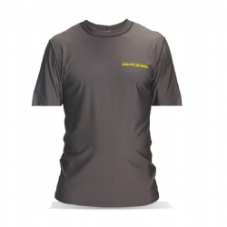 Dakine Short Sleeve Heavy Duty Rashguard - Grey