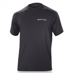 Dakine Off Shore Short Sleeve Rashguard - Black Small