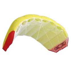 DP Squirt Kiteboarding 2-Line Trainer Kite