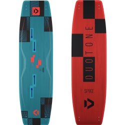2019 Duotone Spike Twintip Kiteboard - Freeride/Lightwind