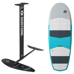 2019 Duotone Spirit Carve 950 Hydrofoil and Pace Board Package