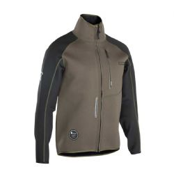 ION Neo Cruise Jacket - Dark Olive / Black