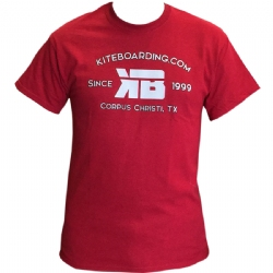 PreOrder Kiteboarding.com College Style T-Shirt