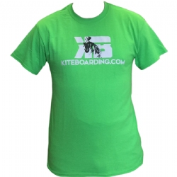 PreOrder Kiteboarding.com Rooster 4.0 T-Shirt - Green