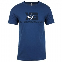 Kiteboarding.com KB Kiter T-Shirt (Blue)