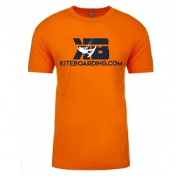 Kiteboarding.com KB Kiter T-Shirt (Orange)