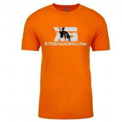 Kiteboarding.com Rooster 4.0 T-Shirt (Orange)