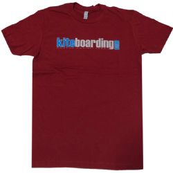 Kiteboarding.com T-Shirt Red
