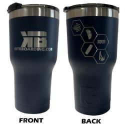 Kiteboarding.com 20 ounce Stainless Steel Tumbler