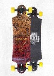 Landyachtz Switchblade Longboard Skateboard - 40% off