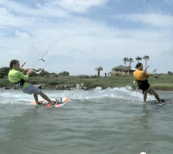 Hourly Kiteboarding Lesson