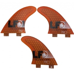 Liquid Force Thruster FCS Fins (set of 3)