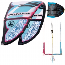 2016 Naish Alana Women's Kite and FREE Harness