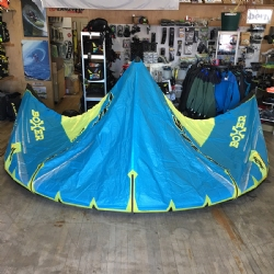 2017/2018 Naish Boxer Freeride / Foiling Kite 10m Shop Demo