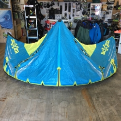 2017/2018 Naish Boxer Freeride / Foiling Kite 8m Shop Demo