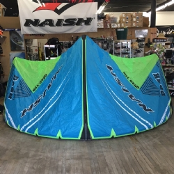 DEMO 2017/2018 Naish Dash 12m Complete w/ Torque ATB Bar