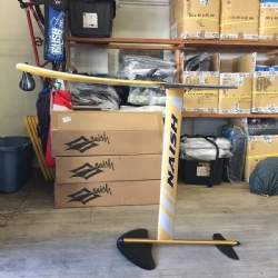 DEMO 2017 Naish Hover 130 Foil Complete