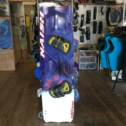 DEMO 2017 Naish Orbit Lightwind Freeride Twintip - 152x45Complete