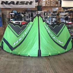 USED 2017 Naish Pivot 10m kite only
