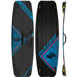 2018 Naish Monarch Pro Performance Freestyle Twintip Kiteboard - 25% off