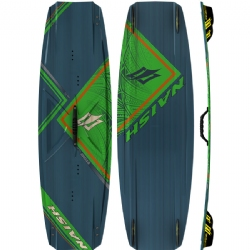 2018 Naish Stomp Freestyle/Wakestyle Twintip Kiteboard