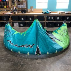 2019/20 Naish Boxer Freeride/Foiling Kite - Demo 6m - Kite Only
