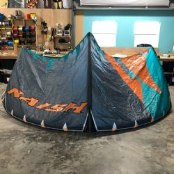 2019 Naish Pivot 11m Freeride / Wave Kite DEMO Kite