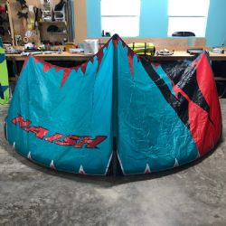 2019 Naish Pivot 8m Freeride / Wave Kite DEMO Kite