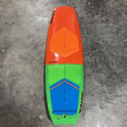"2019 Naish Skater Versatile Wave/Freeride Directional Kiteboard 5""4"" Shop Demo"