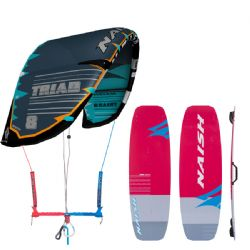 2019 Naish Triad All-Around Freeride Kite Package