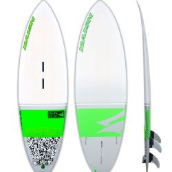 2020 Naish Go-To Versatile Wave Directional Kiteboard