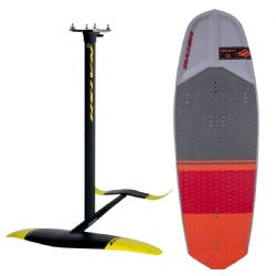 Naish 2020 Jet Freemove Foil Complete - w/Abracadabra and Hover 130 Foil Board Package