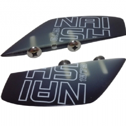 Naish 5cm G10 Fins (set of 4 with screws) - 60% Off