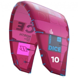 2018 North Dice Freestyle / Wave Kite