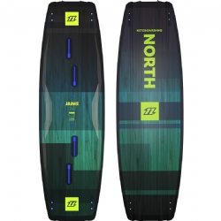 2018 North Jaime Twintip Kiteboard - Freestyle