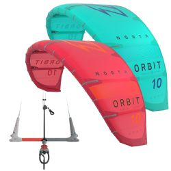 North 2020 Orbit Freeride / Big Air Kite - Buy 2, Get a Free Navigator bar