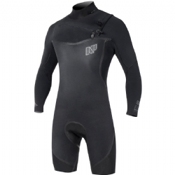 NP Mission 3/2mm Front Zip Long Sleeve Spring Wetsuit - 60% off