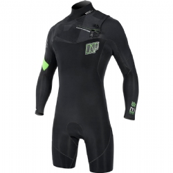 NP Mission 3/2mm Front Zip Long Sleeve Spring Suit - 46% off