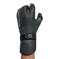 NP 2019 Armor Skin 3-Finger 5mm Neoprene Mitts