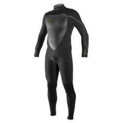 O'Neill Heat 3-Quarter Zip 3/2mm Full Wetsuit