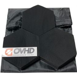OVHD Hexagon Traction Pad Set